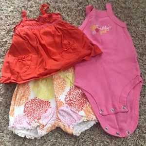 Other - 3 month matching set